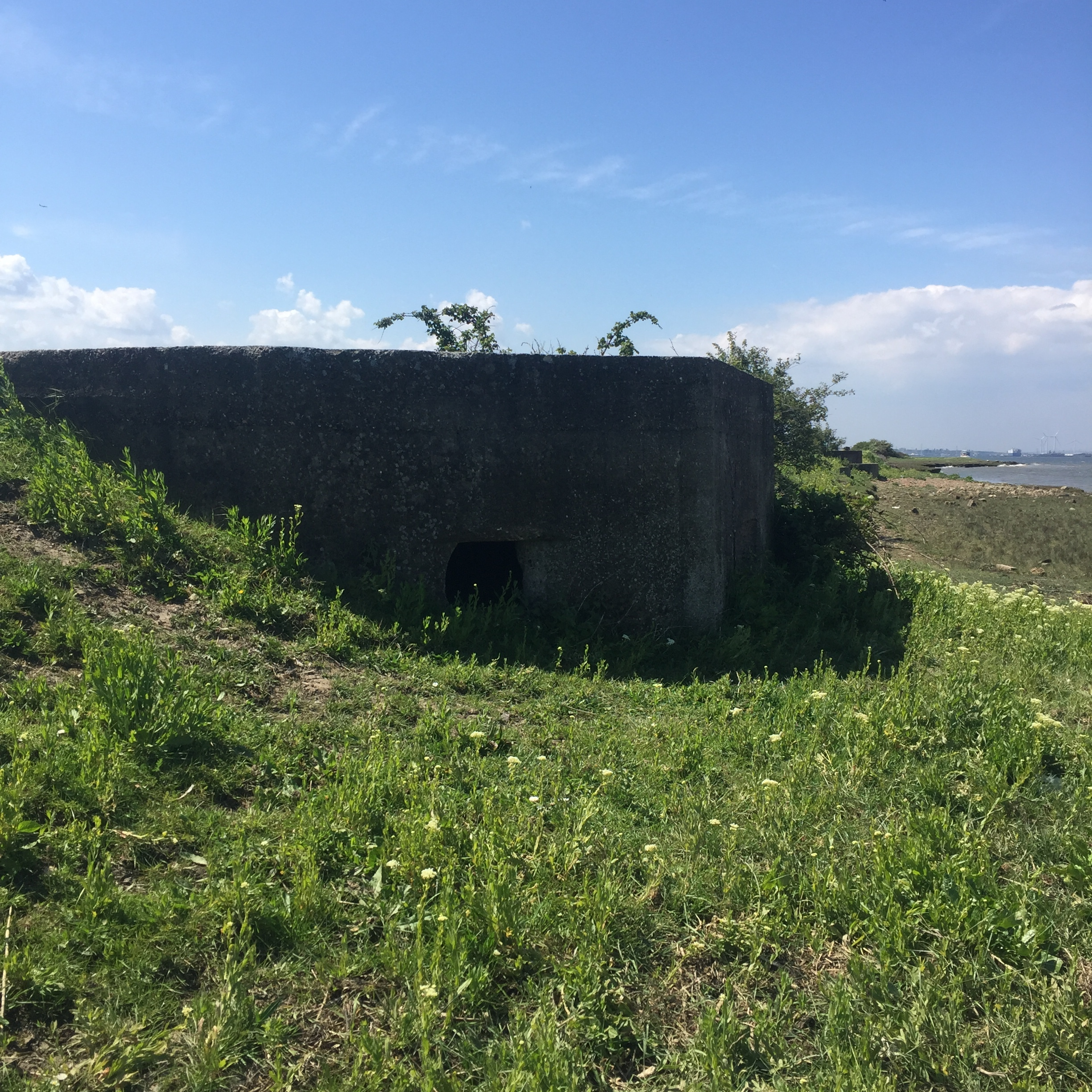 The sleeping pillbox