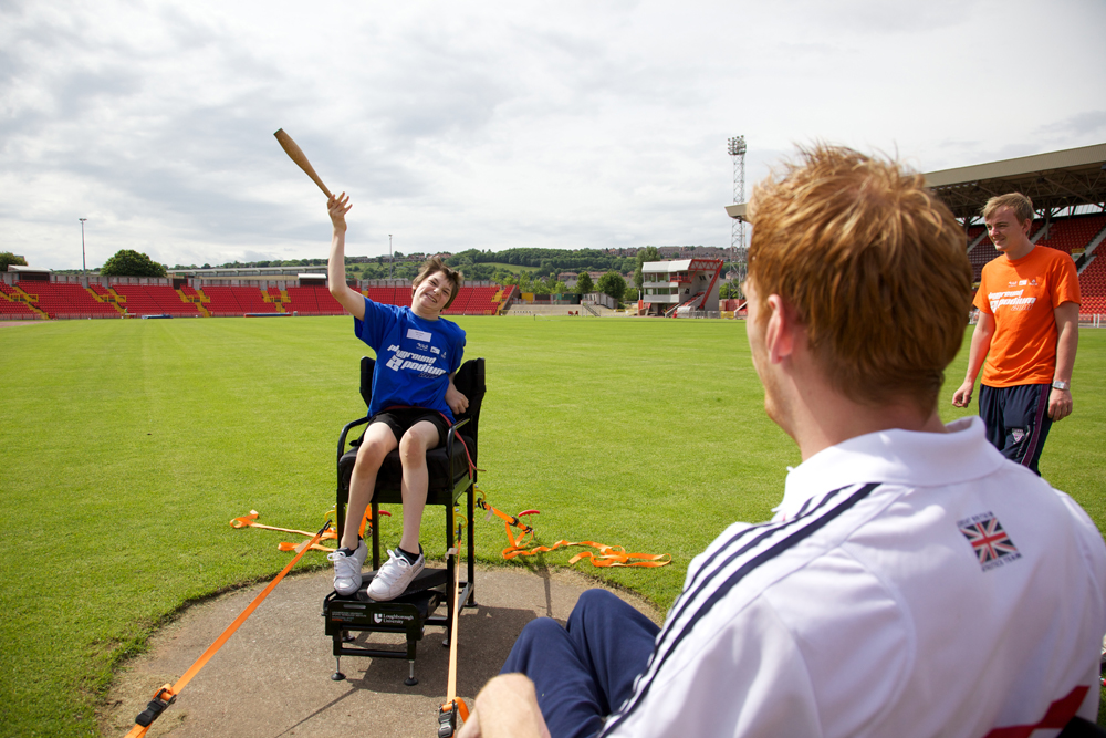 British Wheelchair Athletics Association (BWAA) -