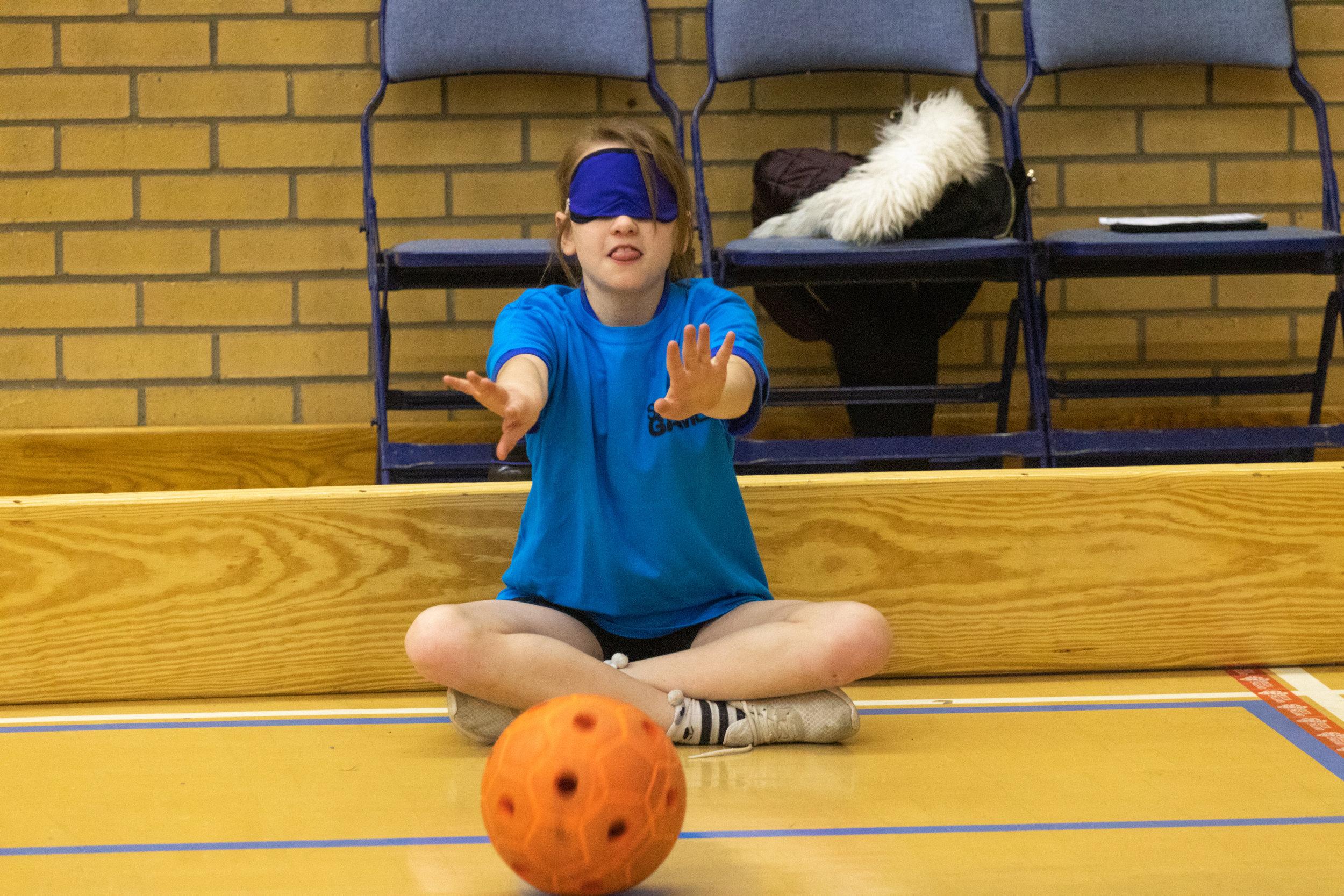British Blind Sport -