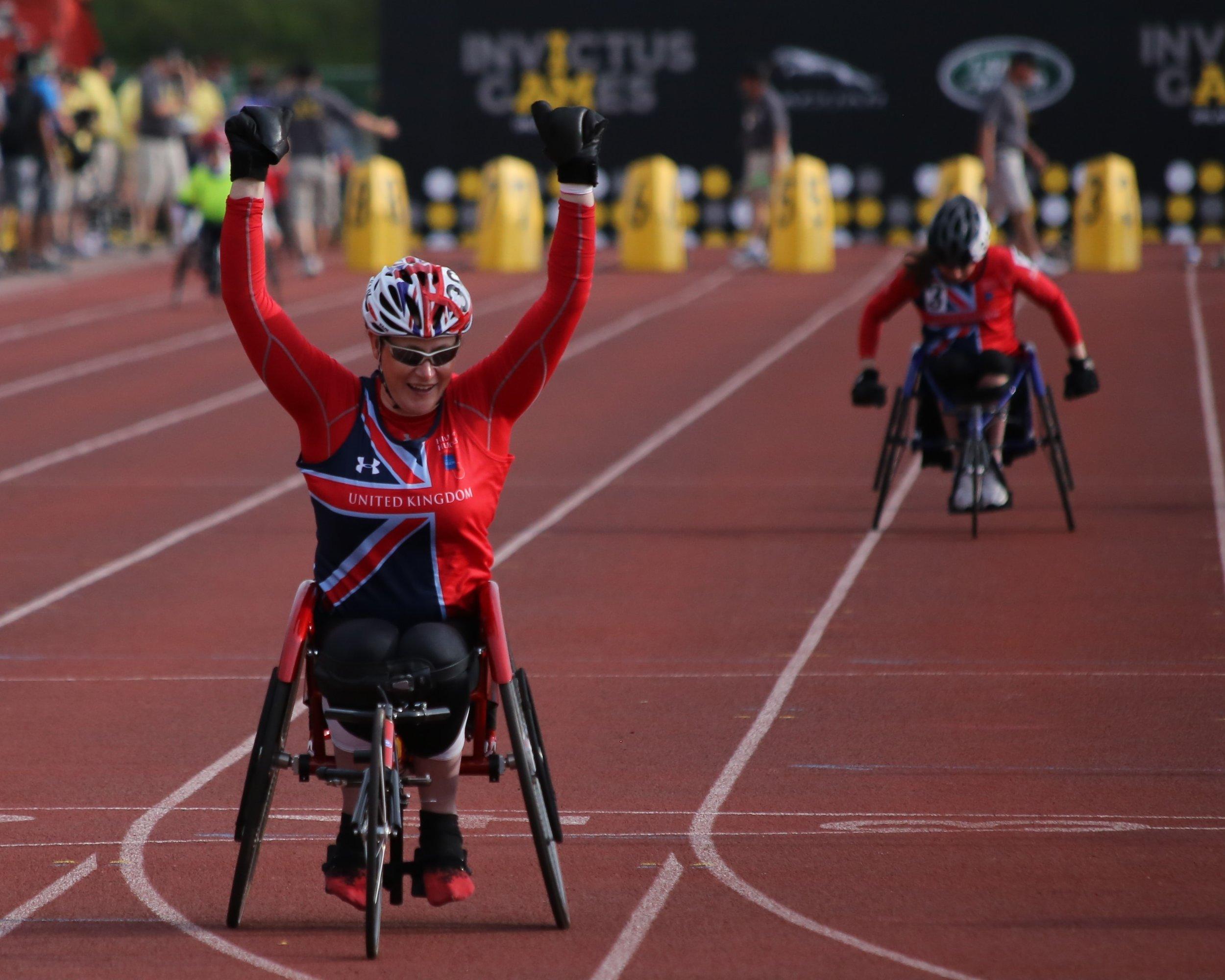 Paralympics GB -