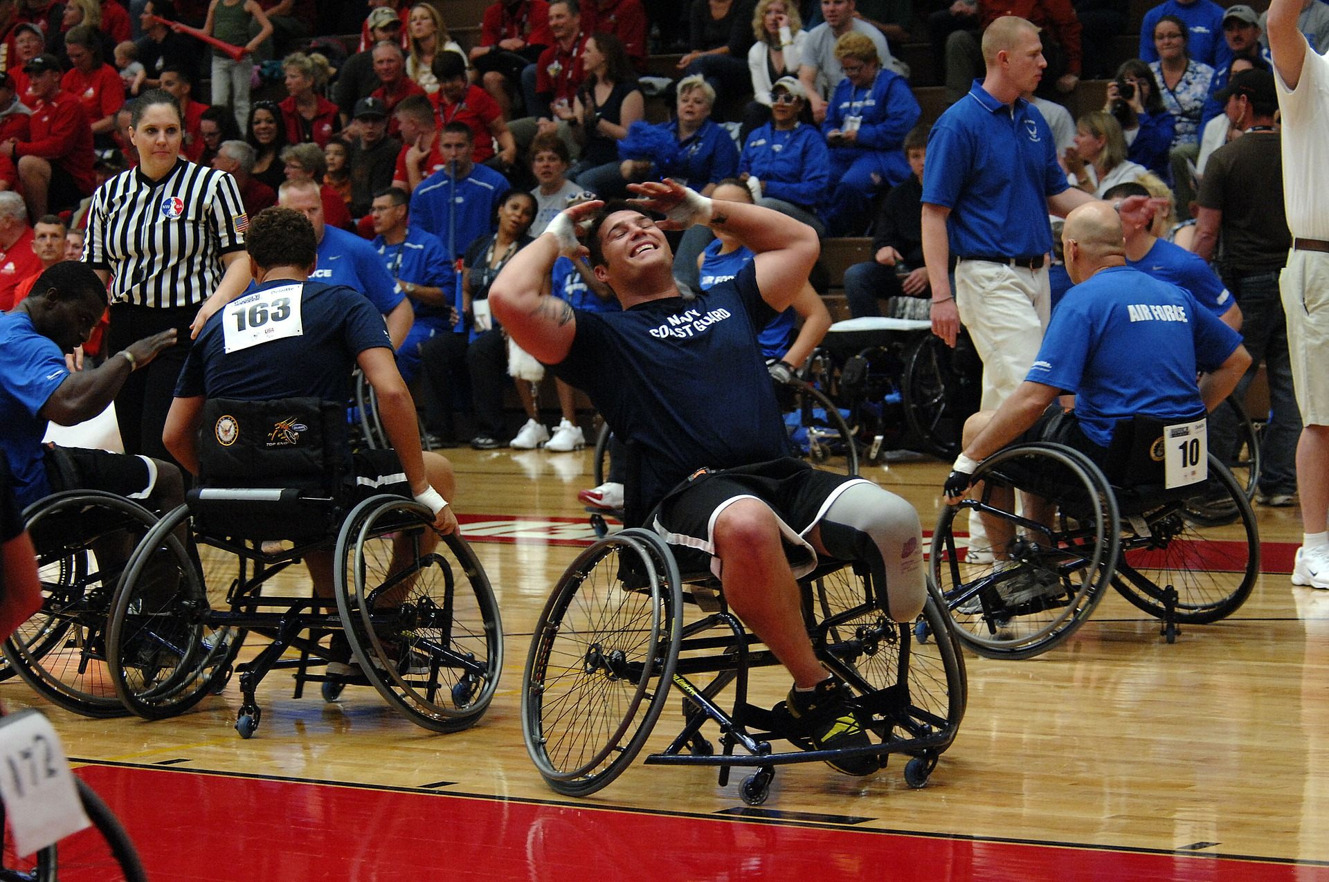 The Wheelchair Football Association -