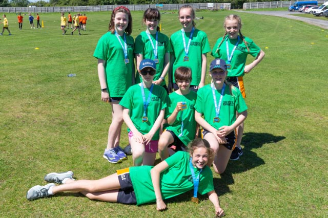 7682-522- Summer School Games 2019 - Gosforth Central bronze girls cricket.jpg
