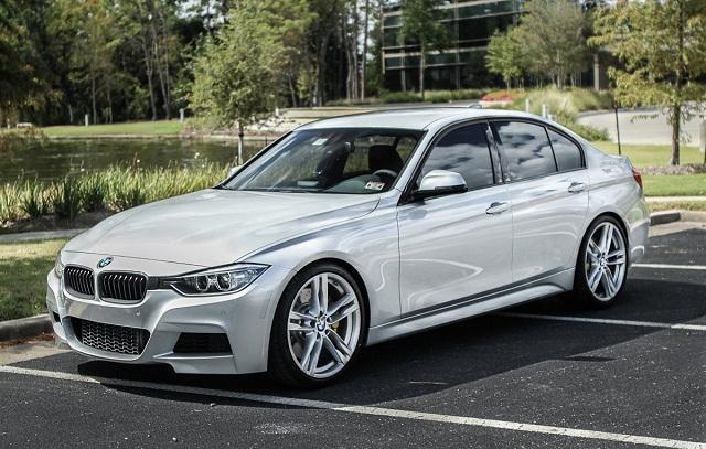 BMW F30 с электрической рулевой рейкой EPS