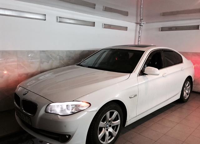 Ремонт интегрального рулевого управления BMW F10 (опция P2VH) в Минске, +375291731111, +375291735007.