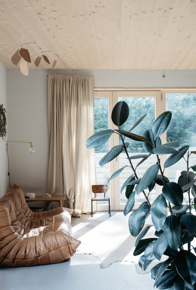 The home of stylist and photographer Aurelie Lecuyer from Milk Decoration Blog