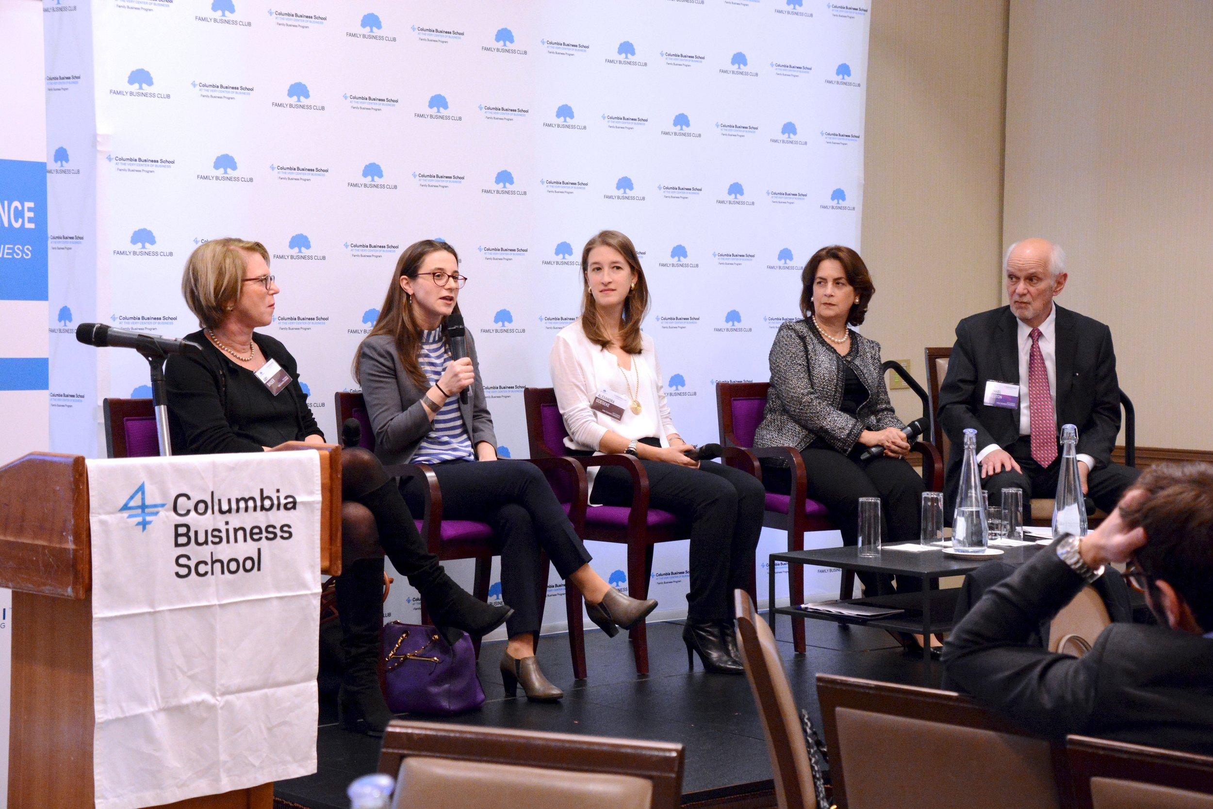 Multi-Gen. Women in Business Panel