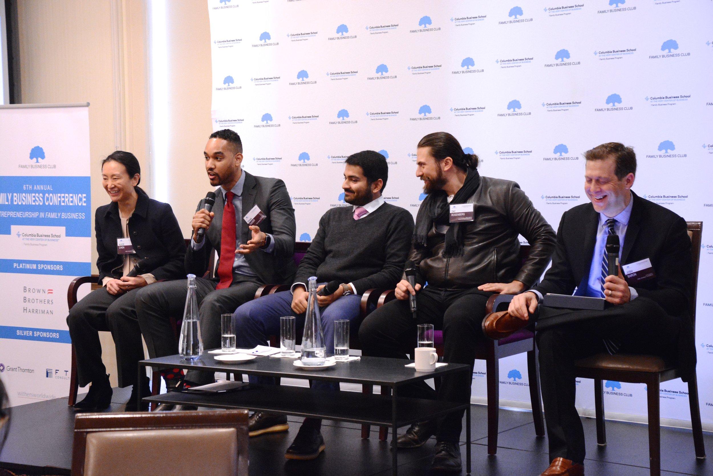 Entrepren. In Family Business Panel