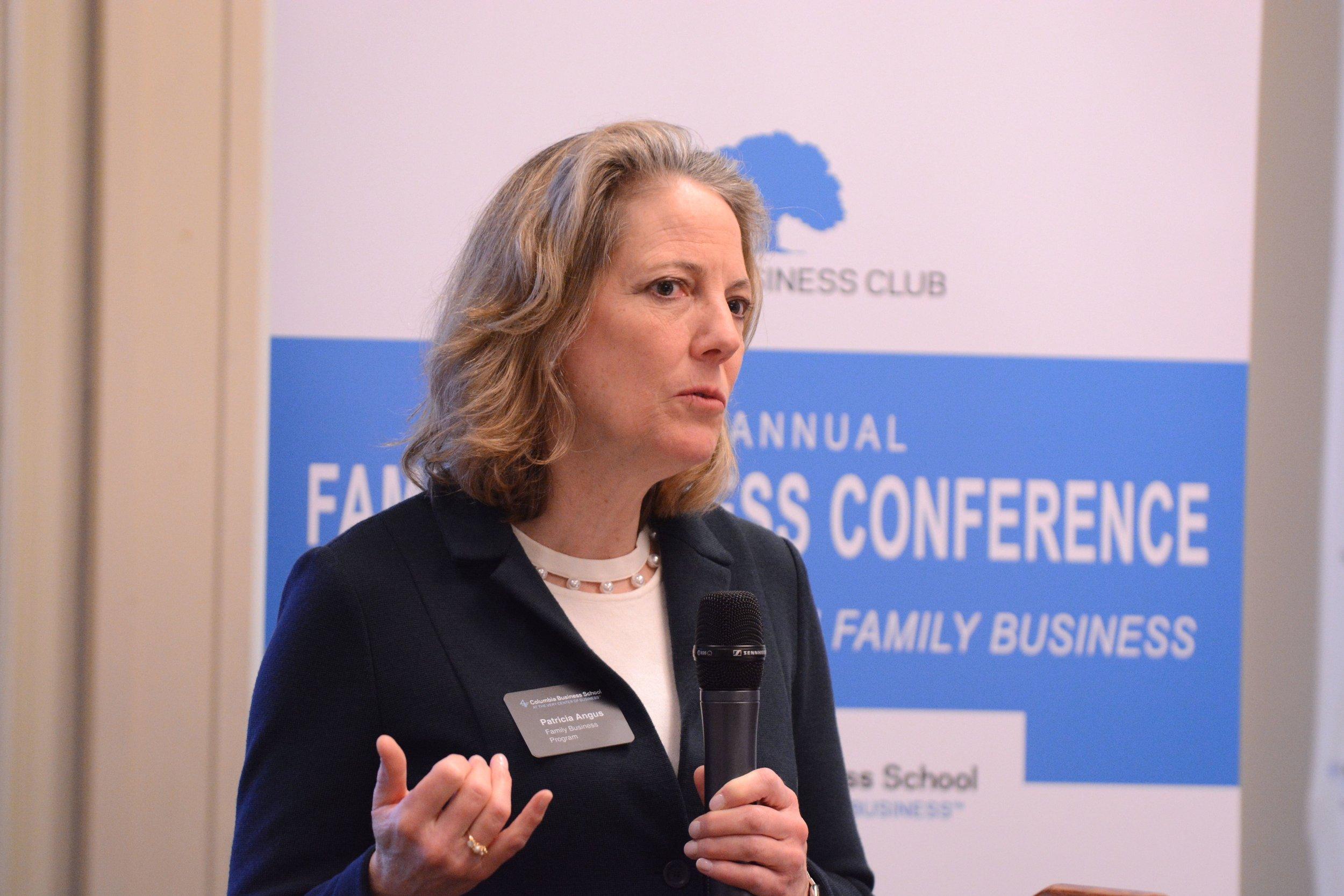 Professor Patricia Angus