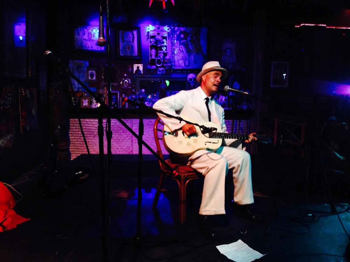 Kreepy Tiki Lounge, Ft. Lauderdale