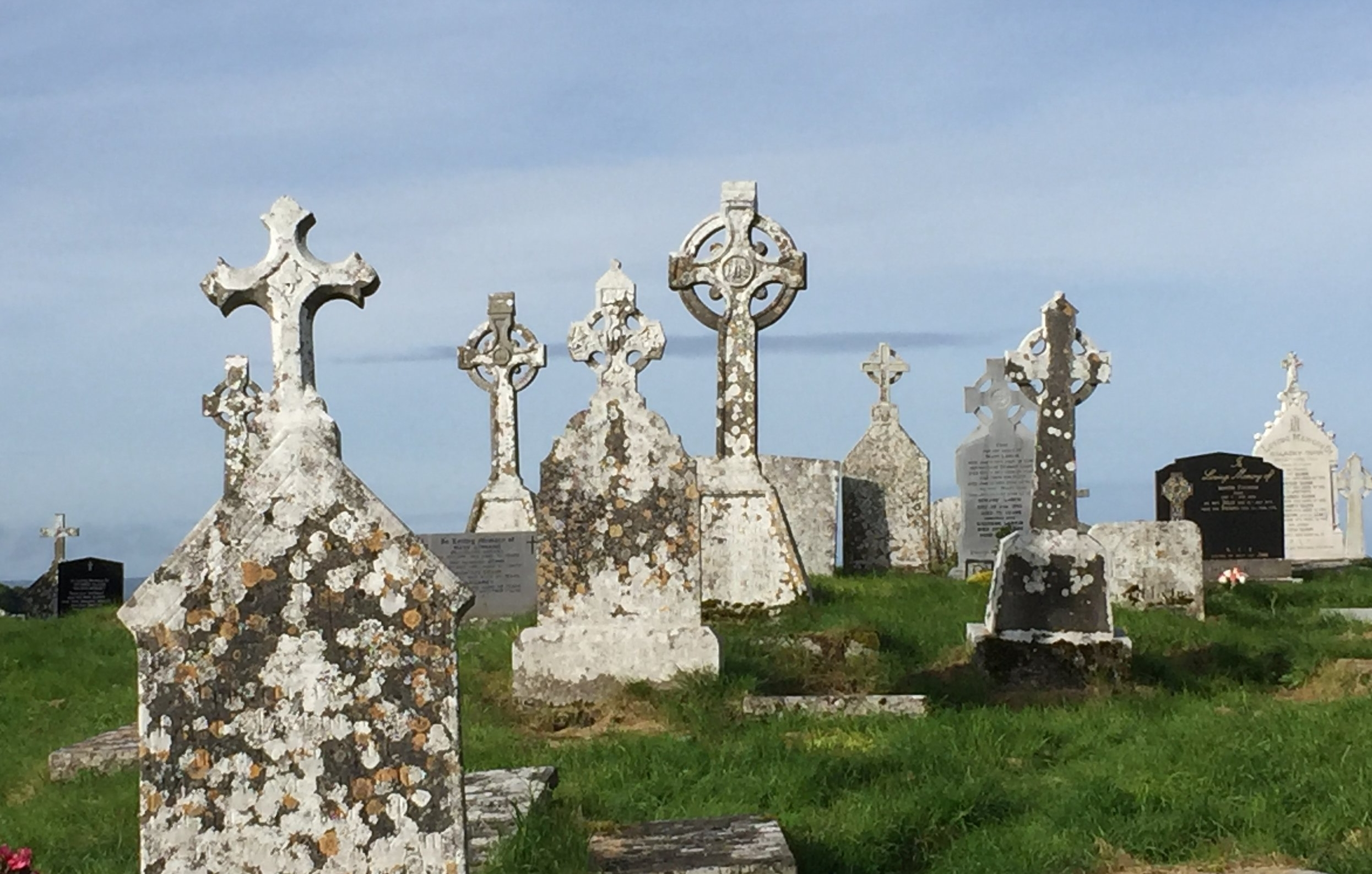 St. Sourney's Cemetery
