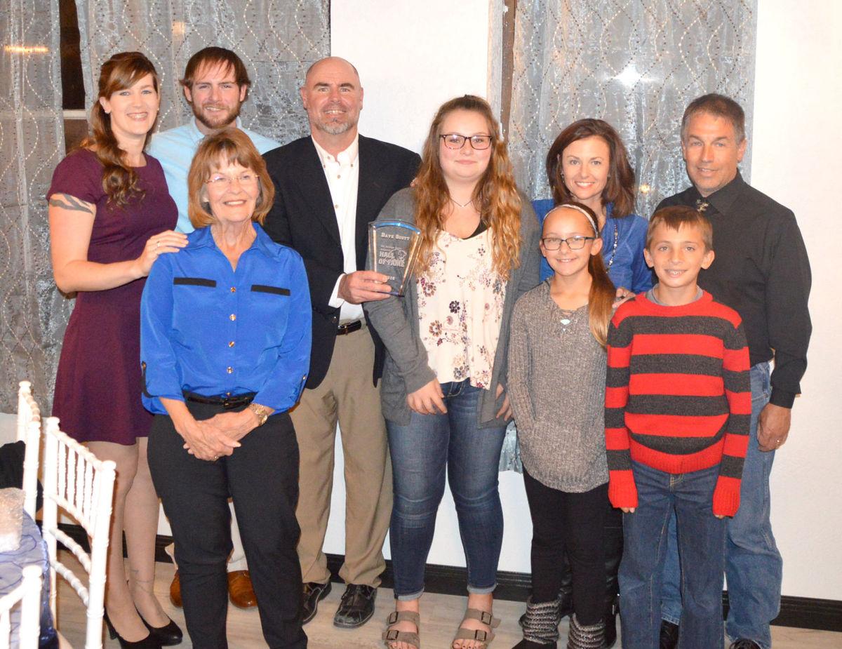 The Dave Scott Family