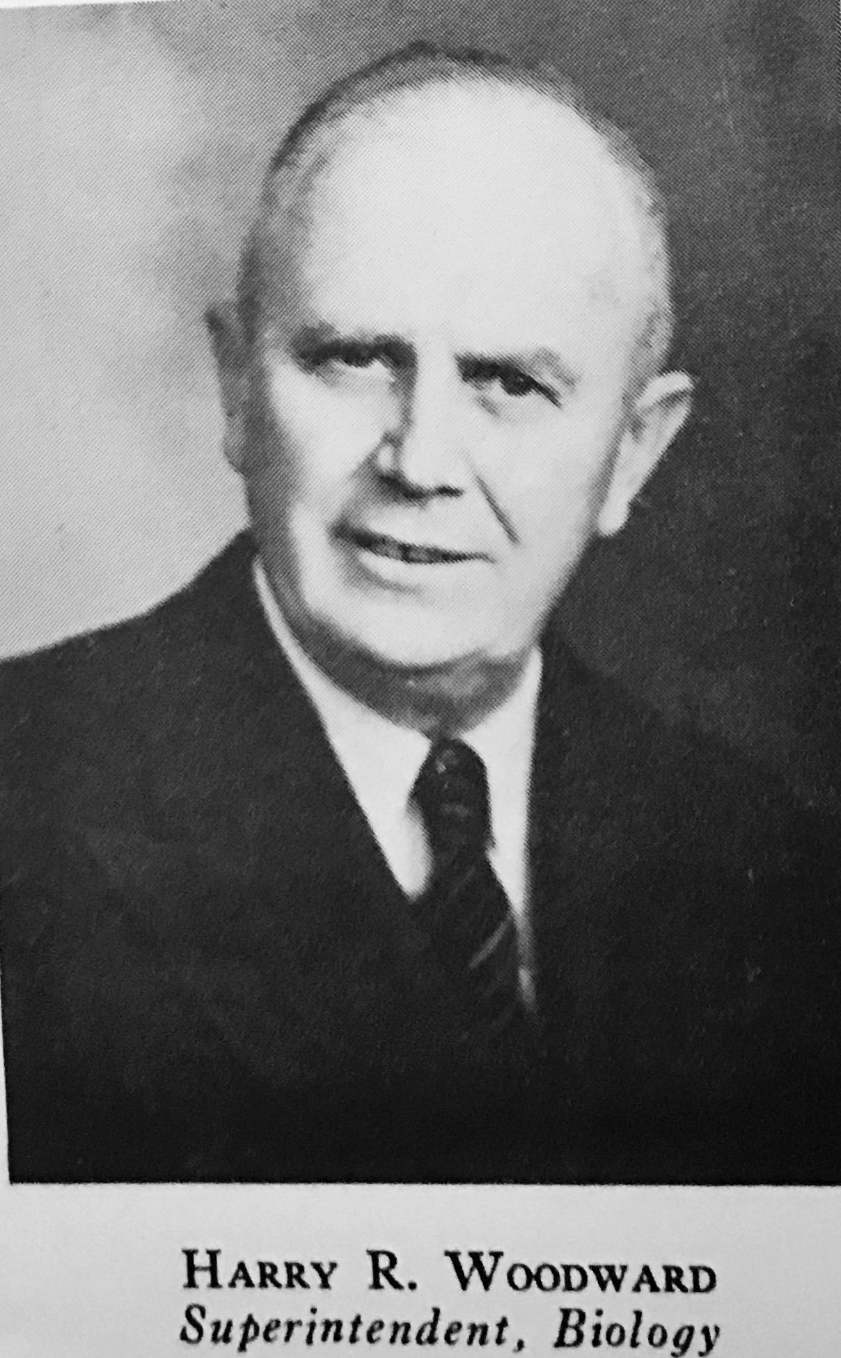 Harry R. Woodward