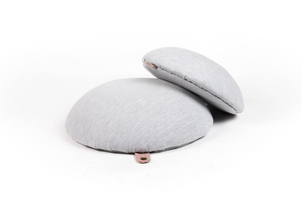 POUF PILLOWS / furniture design
