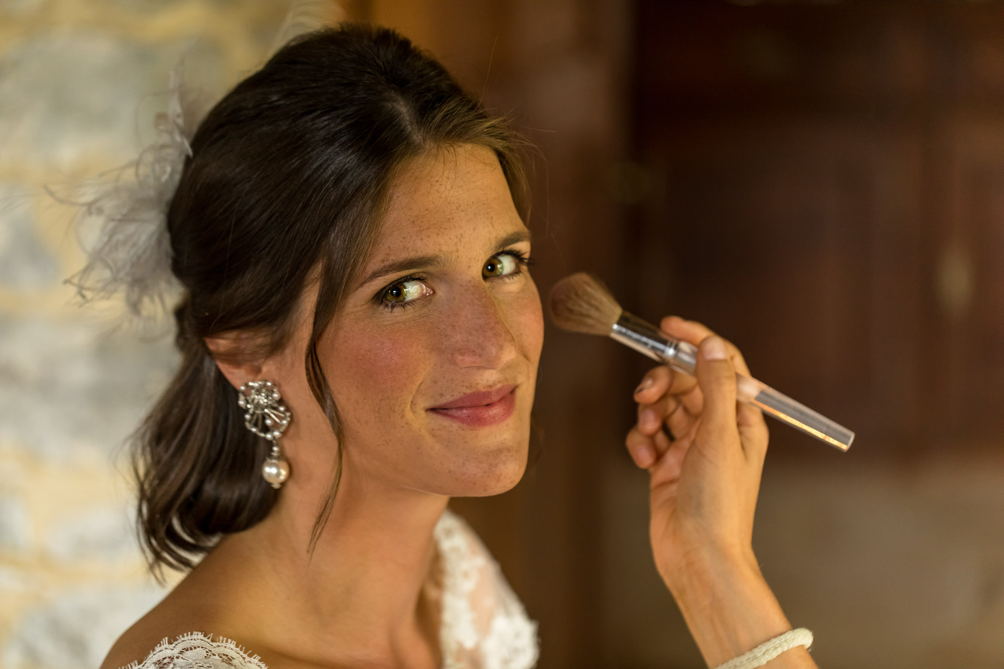 Portrait mariée