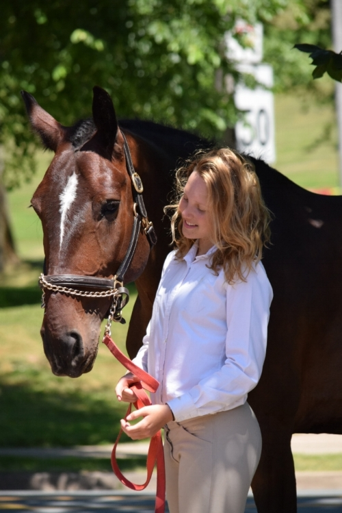 Donate - Help the Horses of Halifax and Support the Lancer Riding Program