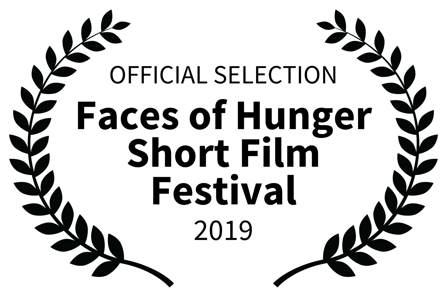 OFFICIAL SELECTION - Faces of Hunger Short Film Festival - 2019.png