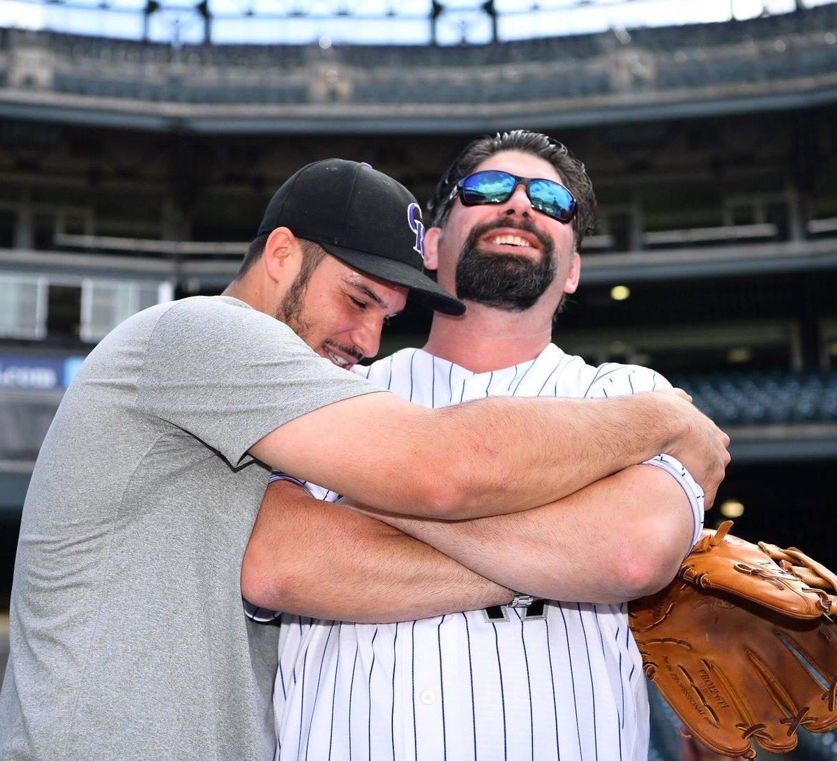Rockies hug.JPG