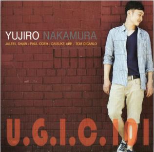 with Yujiro Nakamura-drums, Paul Odeh-piano, Jaleel Shaw-alto saxophone, Daisuke Abe-guitar