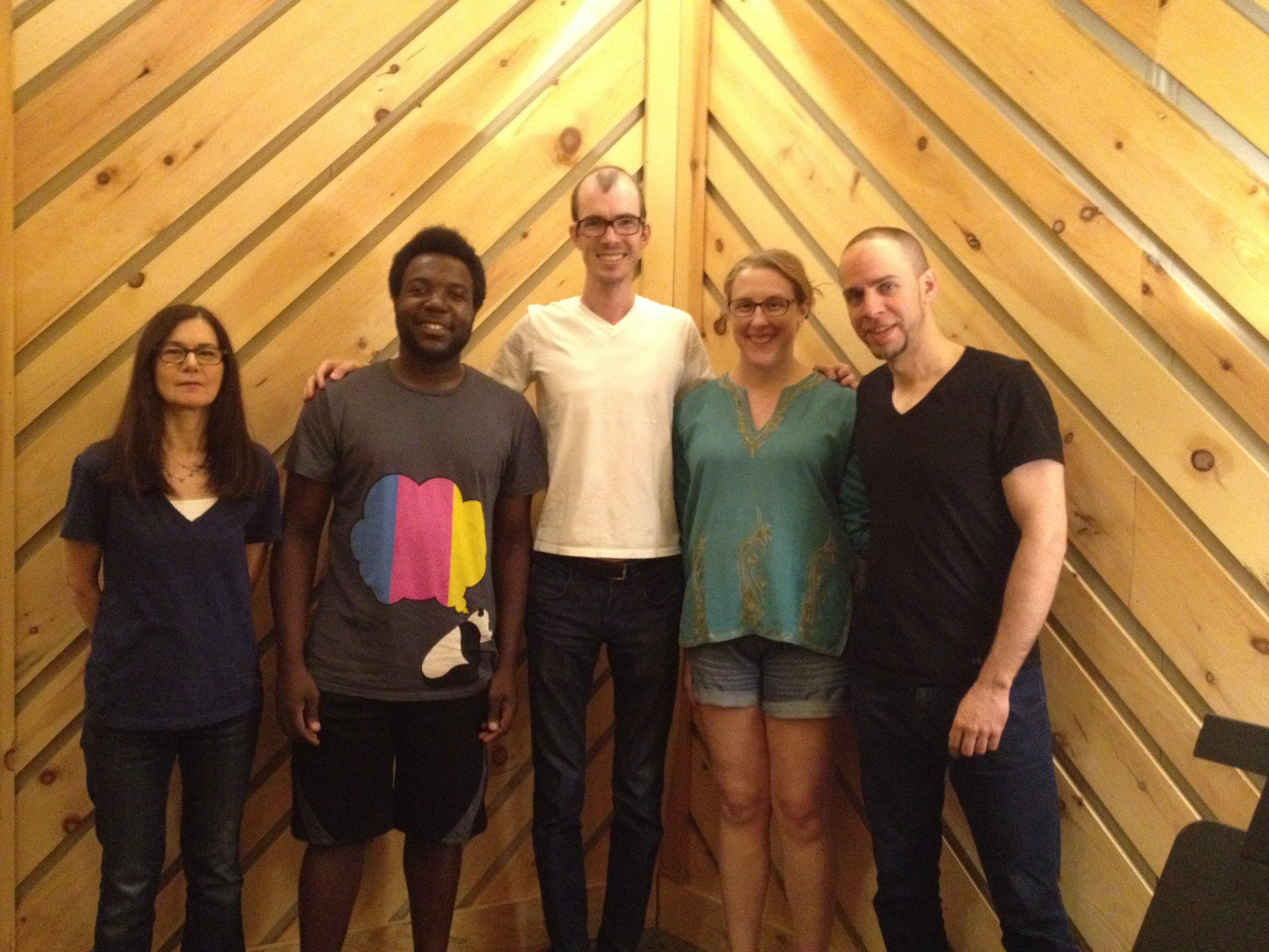 with James Hall, Jamie Baum, Dianna Witkowski, Allan Mednard 2016