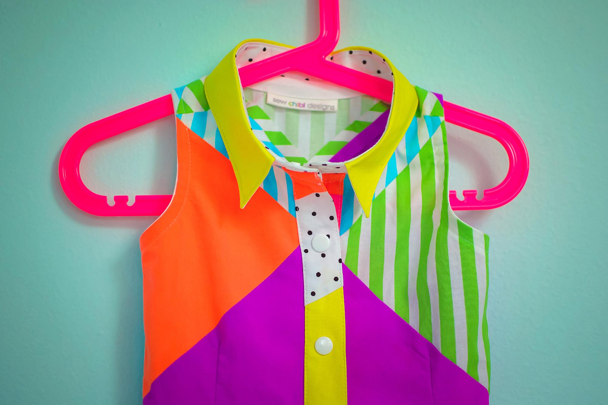 Sew Chibi Designs. Improv piecing tutorial!