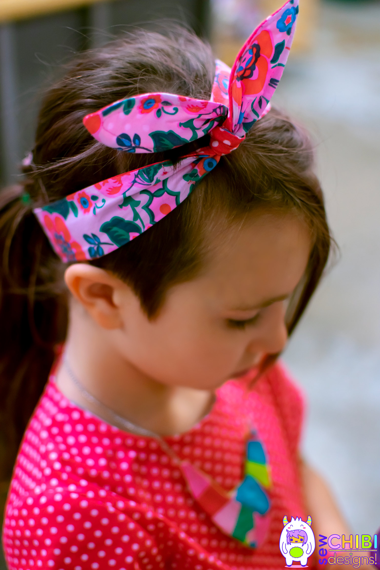 Kids Fashion: Ice Cream and Sundays Collection by Sew Chibi Designs for Week 2 of Project Run & Play