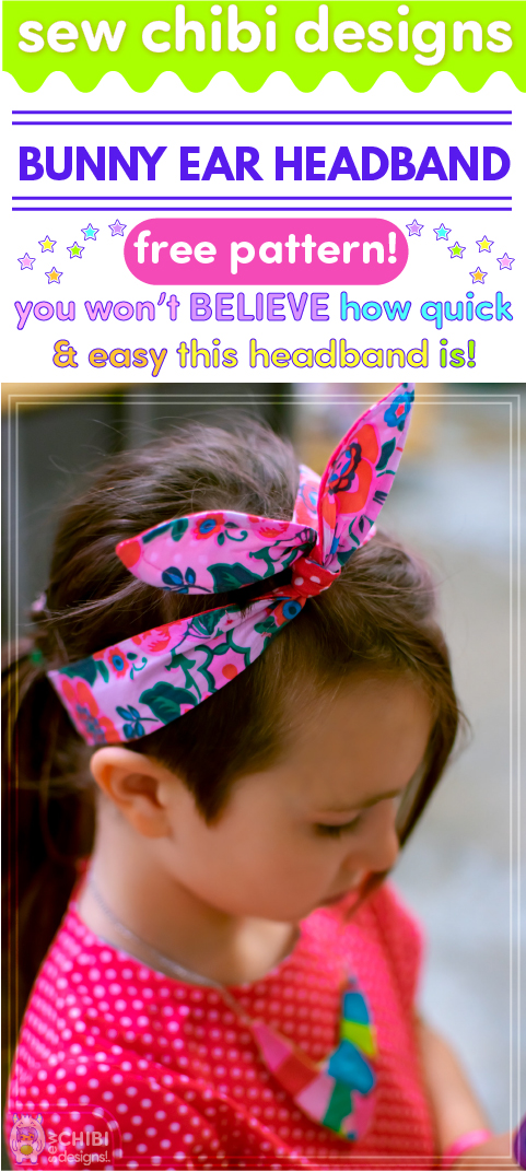 Can anything be cuter than a pose-able bunny ear headband? This tutorial by Sew Chibi Designs shows you how to make this quick and easy hair accessory that not only stay put with a couple of twists but is comfy too! Look SUPER adorable by using this quick DIY!