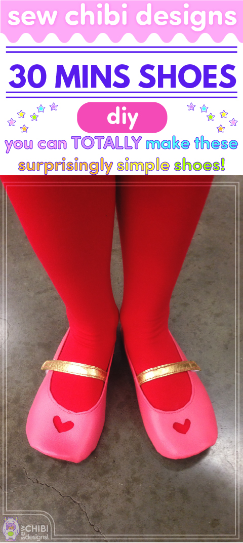 Sew your own shoes!!! Yep, you can actually make some pretty adorable shoes in about 30 mins with this DIY tutorial by Sew Chibi Designs! A MUST HAVE for any holiday or birthday dress!