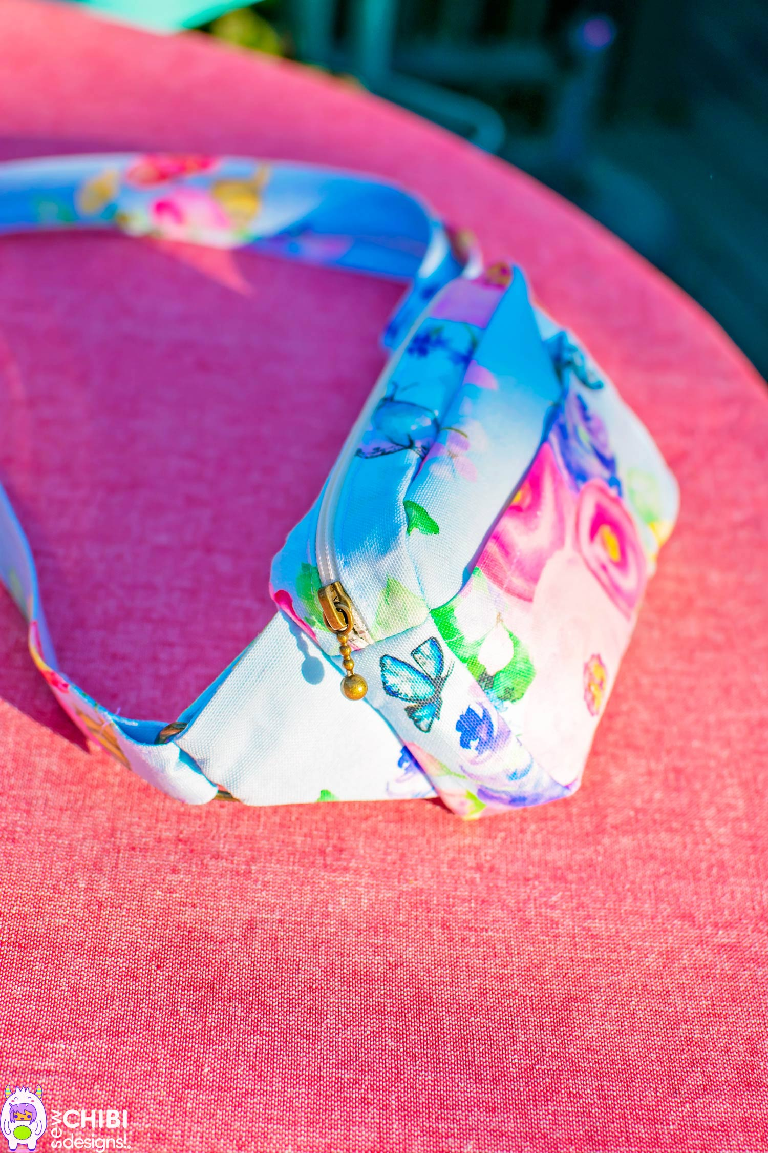 �FREE PATTERN! the Mochi Bag for Kids and Adults