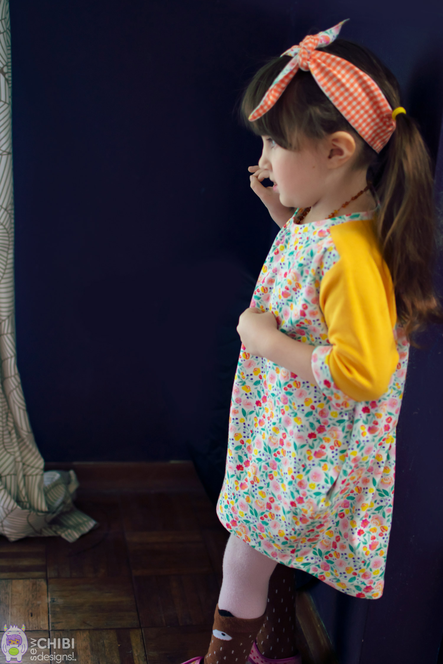 the UpBeet Tee & Dress