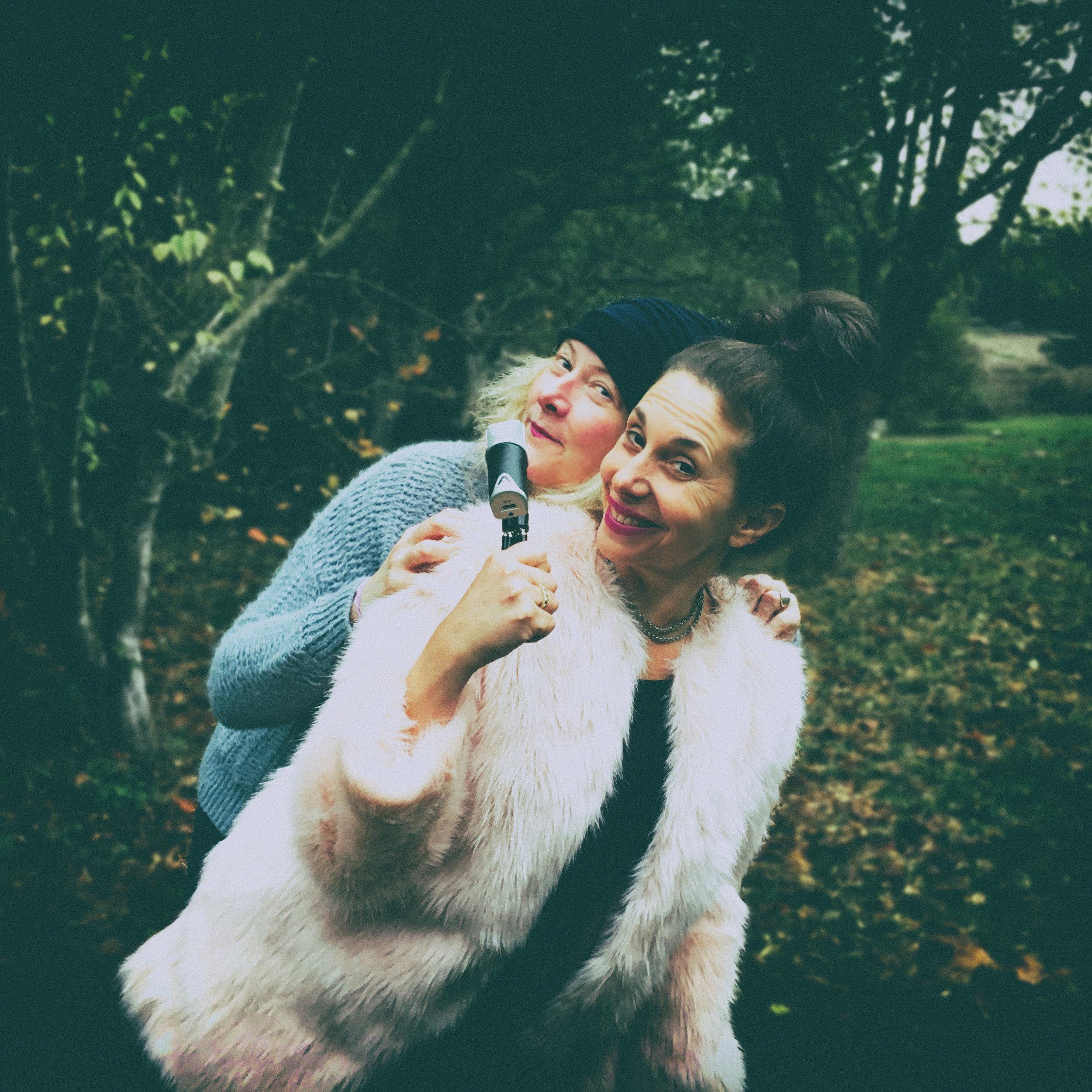 Megan Skinner & Stephanie Gailing