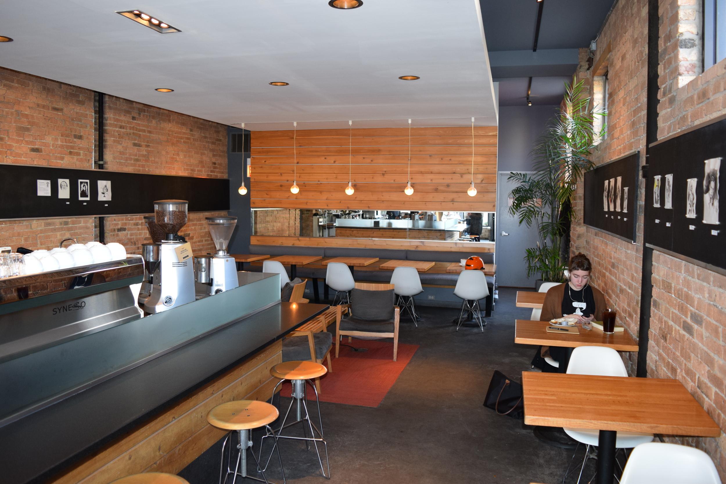 The Coffee Studio
