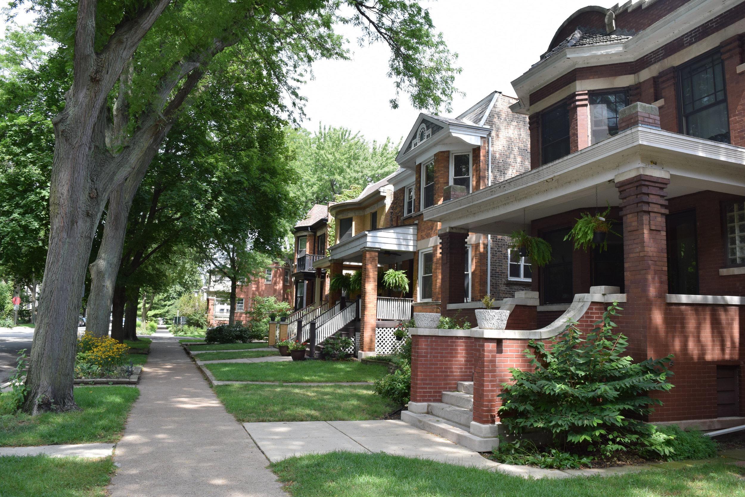 Lakewood Balmoral Historic District