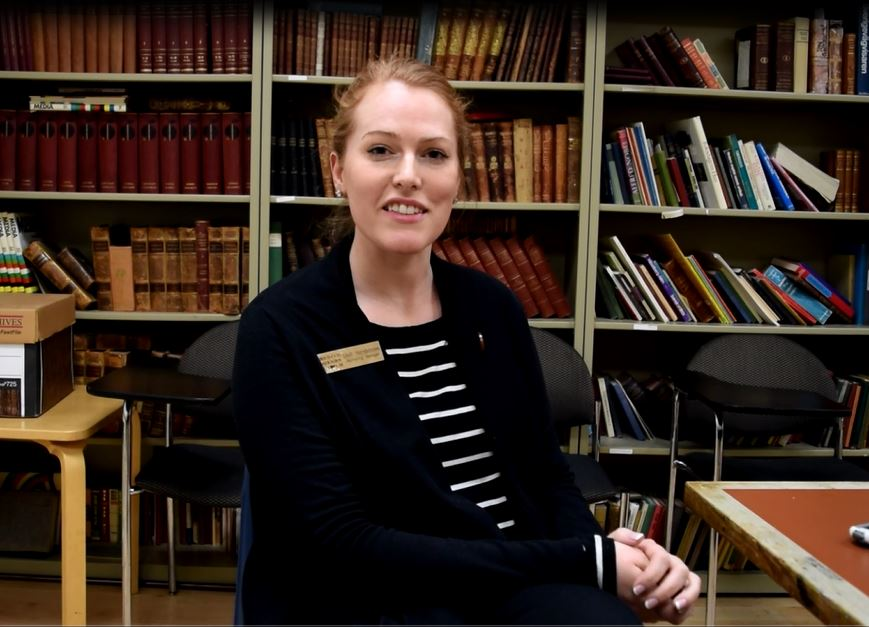"Lesli Proffitt Nordstrom   Marketing Manager, Swedish American Museum    ""This is really a lovely cultural center here in the heart of Andersonville.  We have a great permanent exhibit that talks about immigration to Chicago that should be important to everyone regardless of whether or not they have Swedish ancestry…This museum is a place where my family is very much at home, and I think your families and friends will be too."""