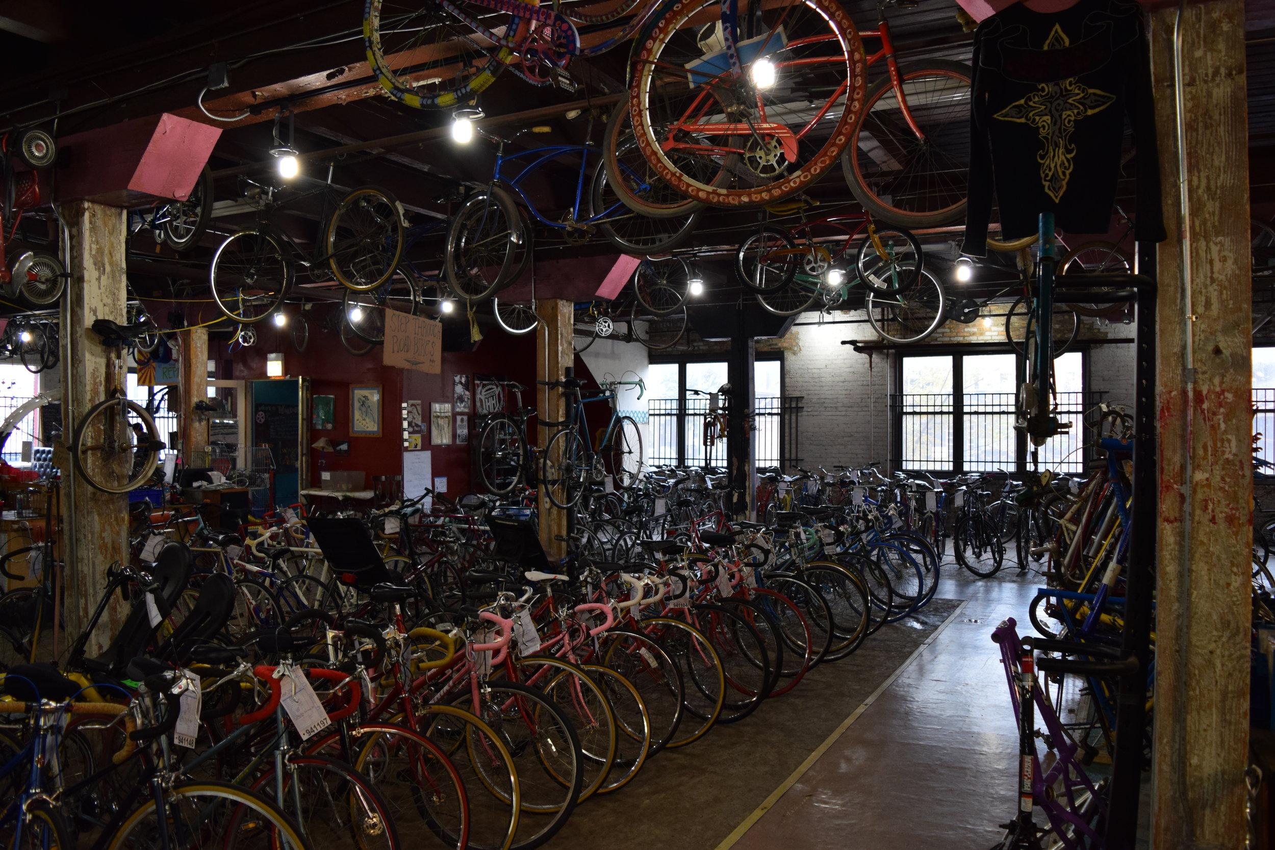 Working Bikes