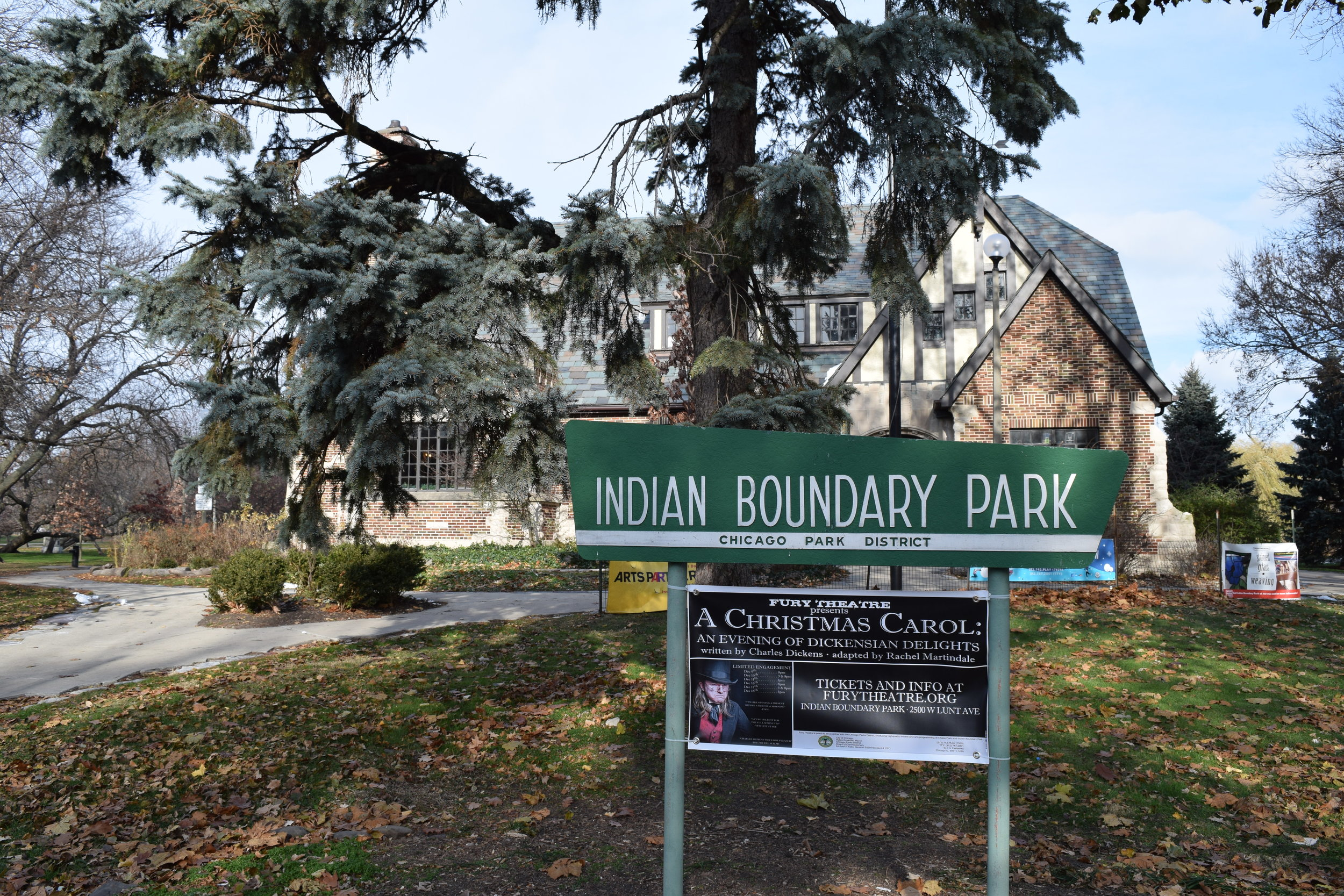 Indian Boundary Park