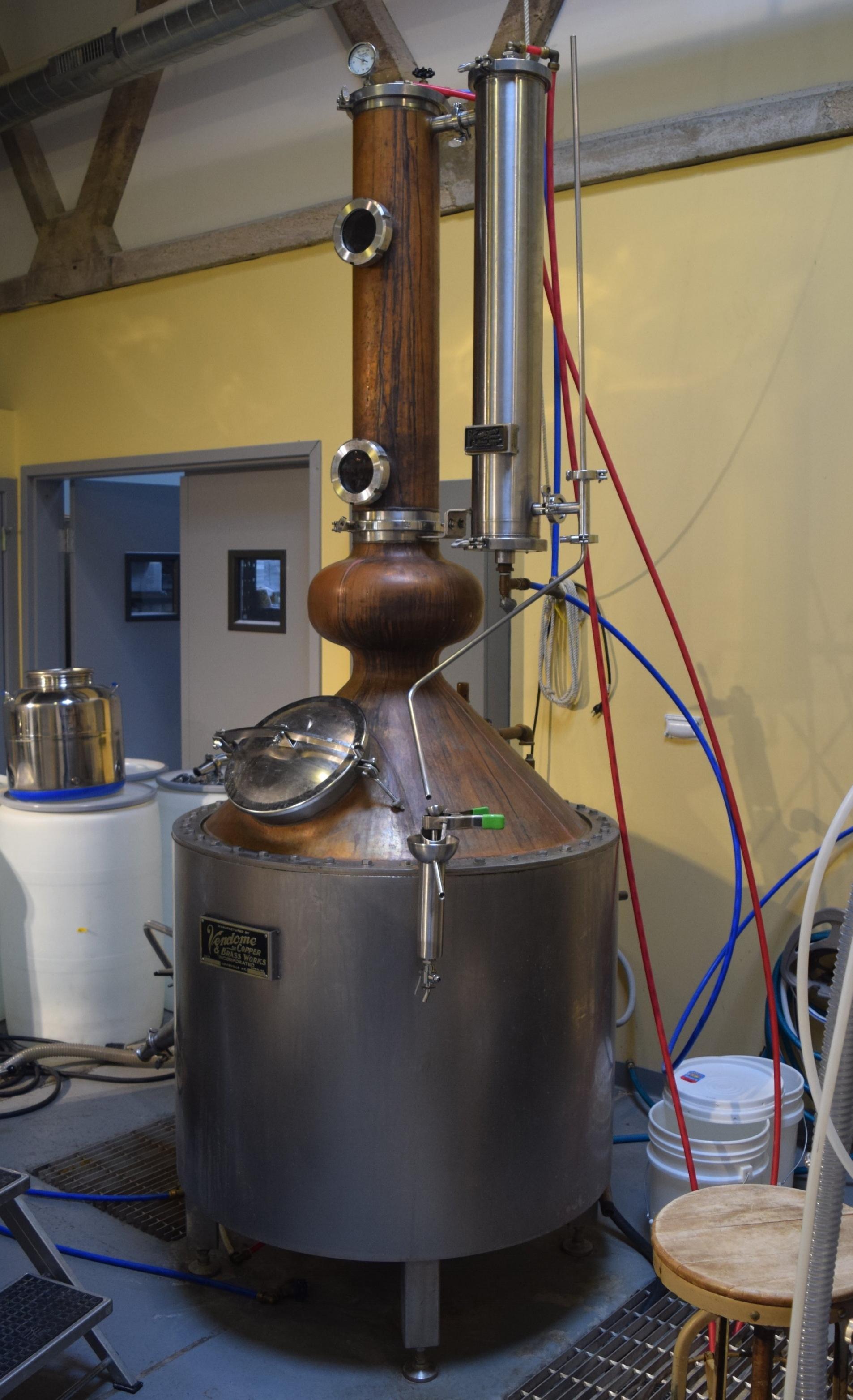 Quincy Street Distillery