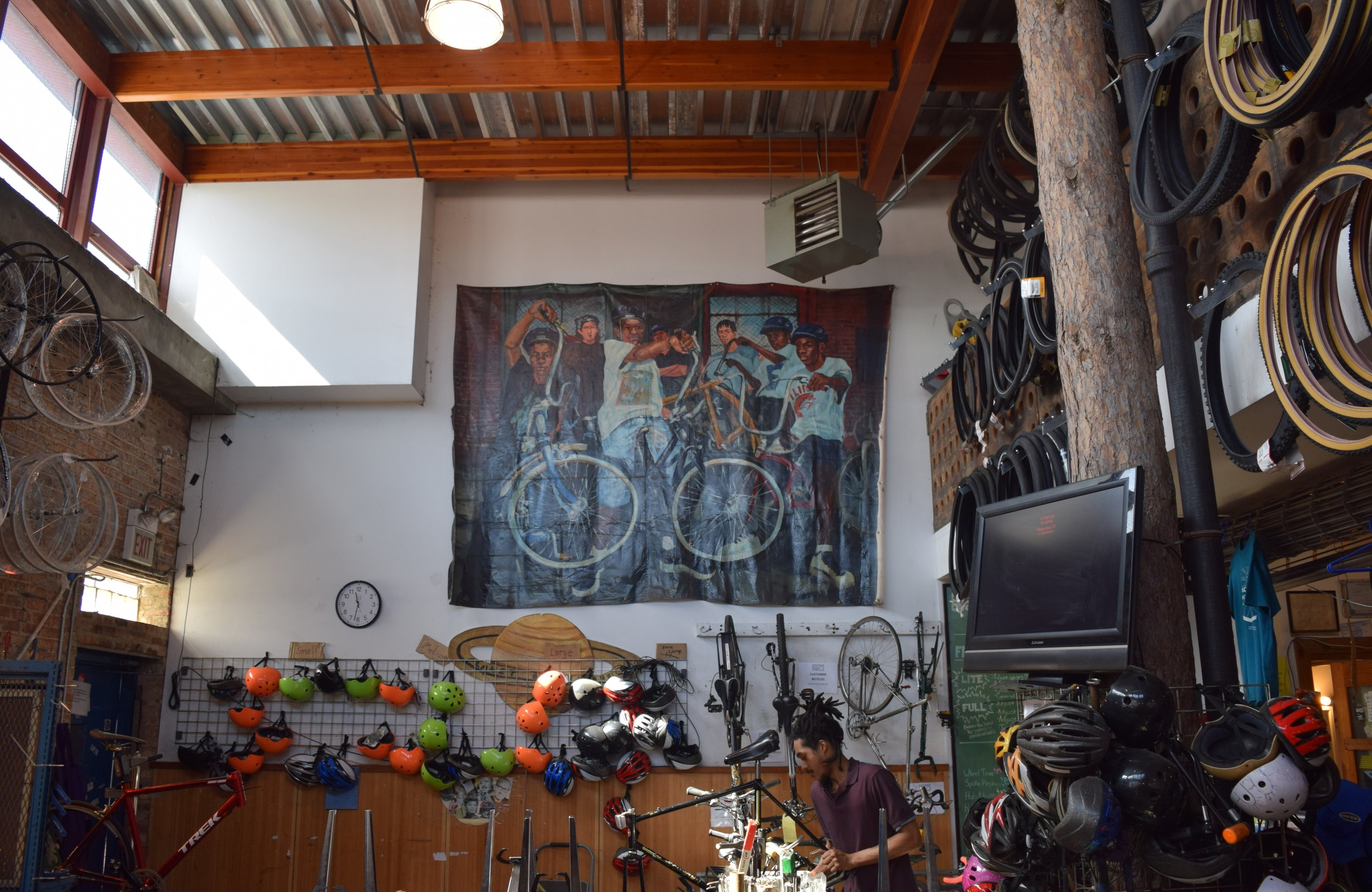 Blackstone Bicycle Works