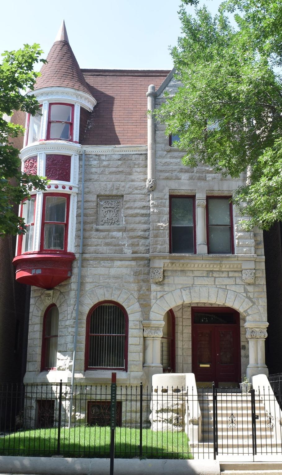 Ida B. Wells-Barnett House