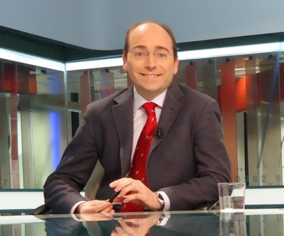 José María Fernández-Crehuet, que estará en Regueifas en el equipo a favor del cambio de huso horario
