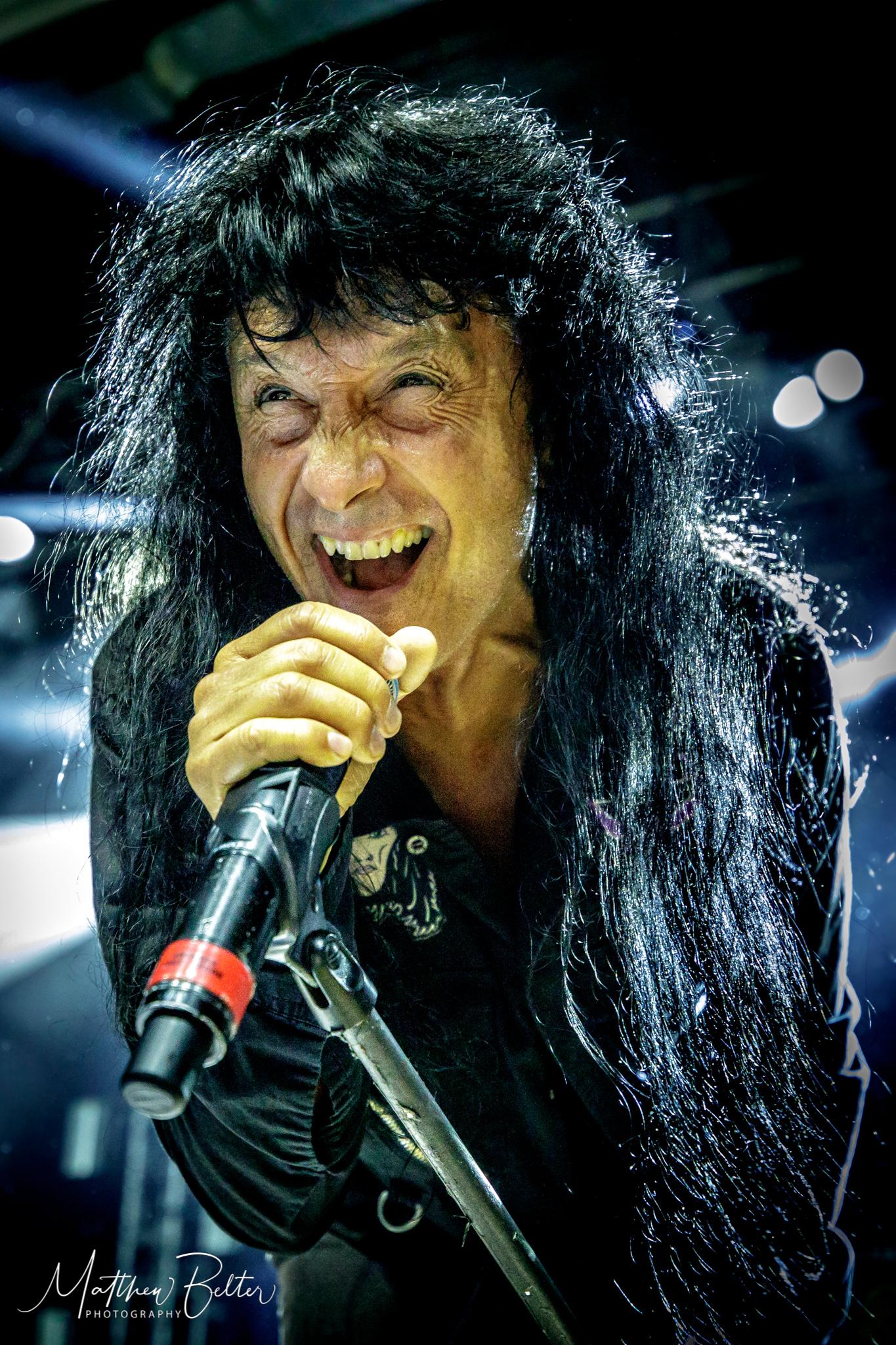 Joey Belladonna- Anthrax
