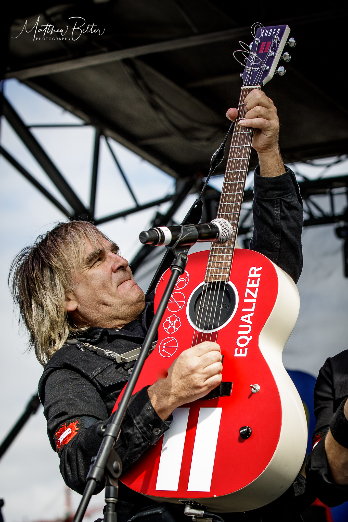 Mike Peters - The Alarm