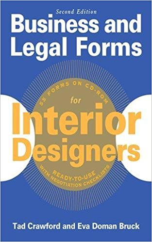 Business and legal forms for Interior Designer