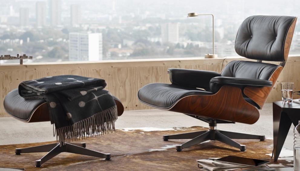 Eames Lounge Chair  The Conran Shop