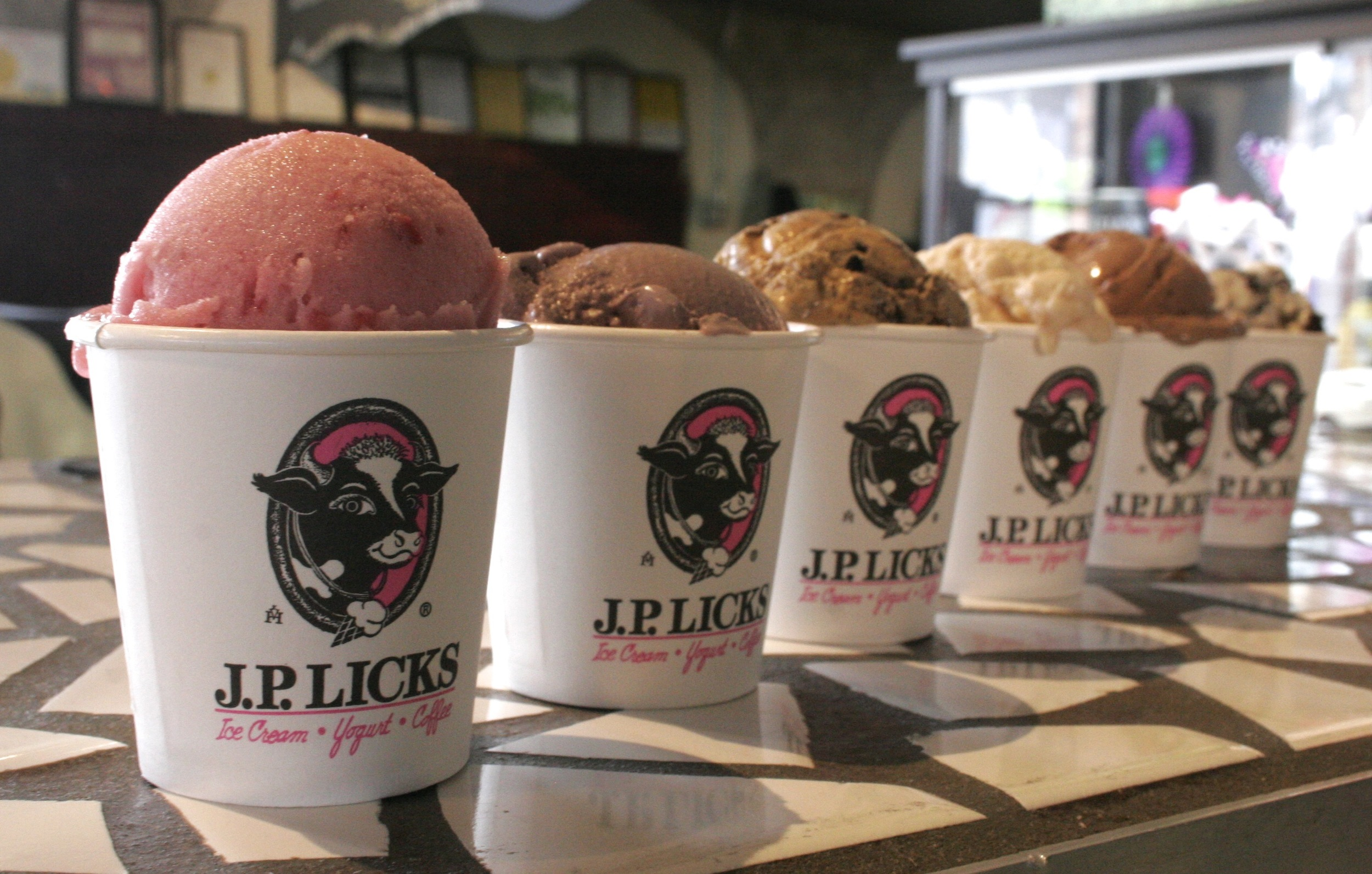 7/J.P. Licks