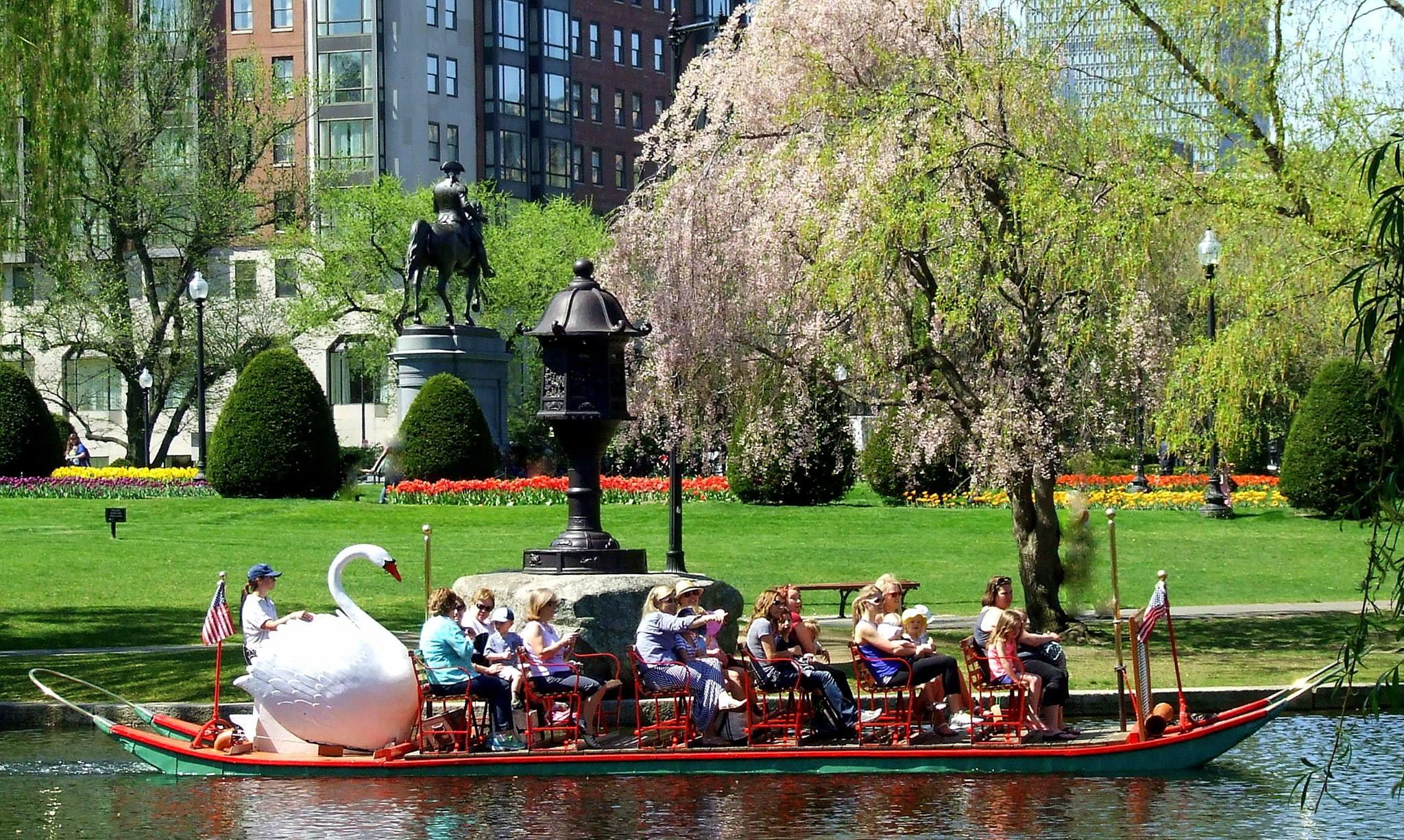 6/Boston Common & Public Garden
