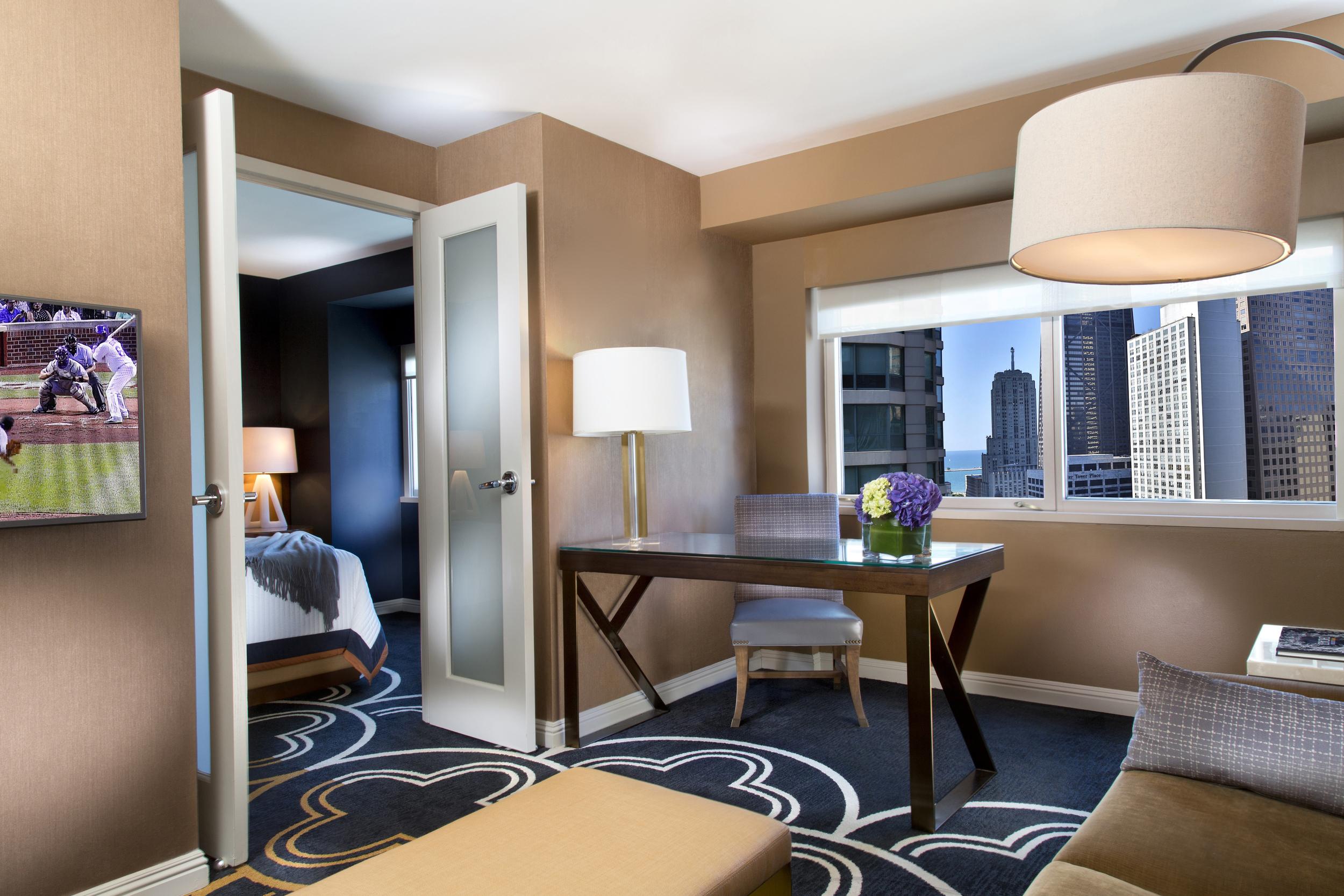 2/Omni Hotel Chicago