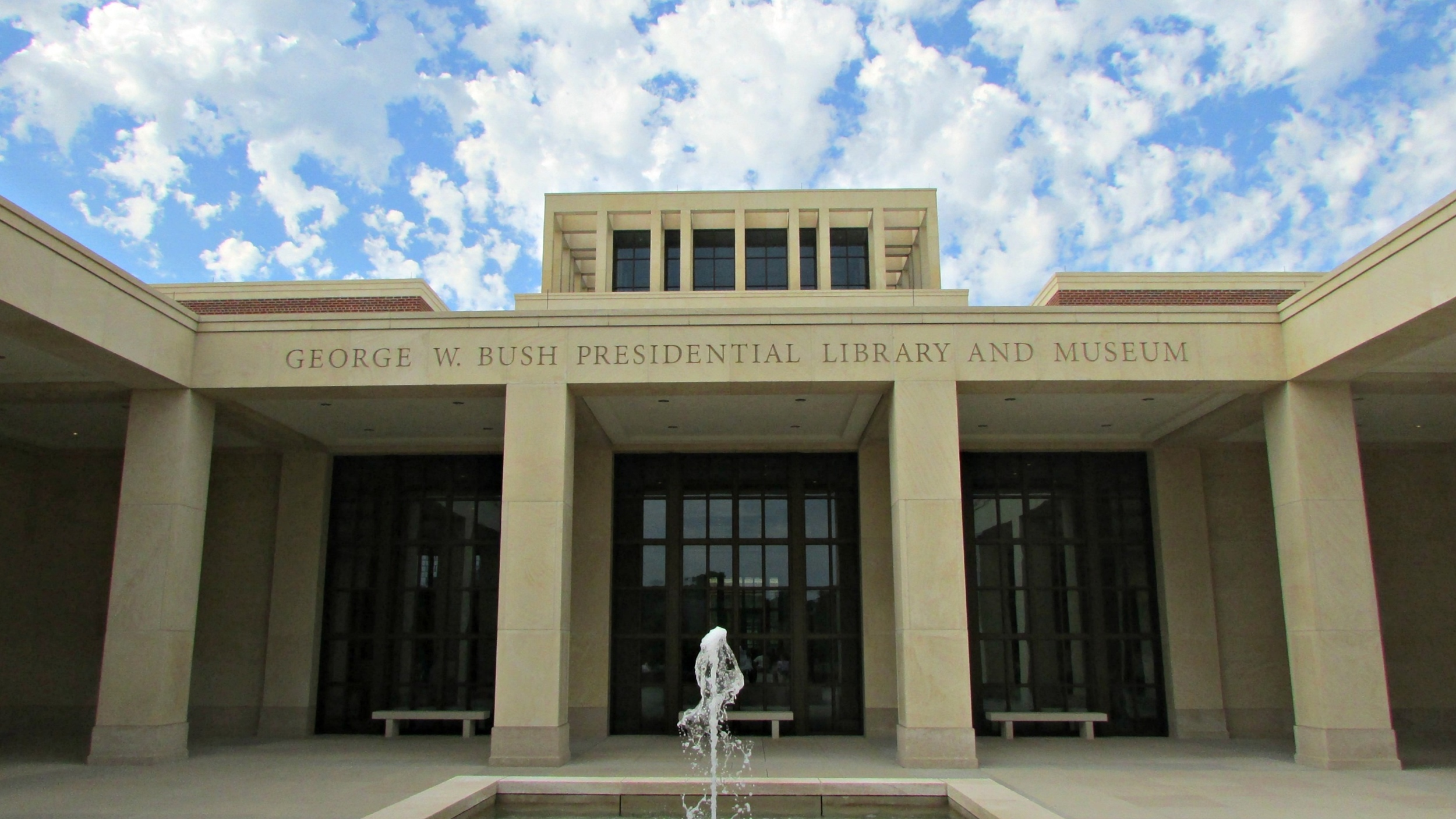 8/George W. Bush Presidential Library & Museum