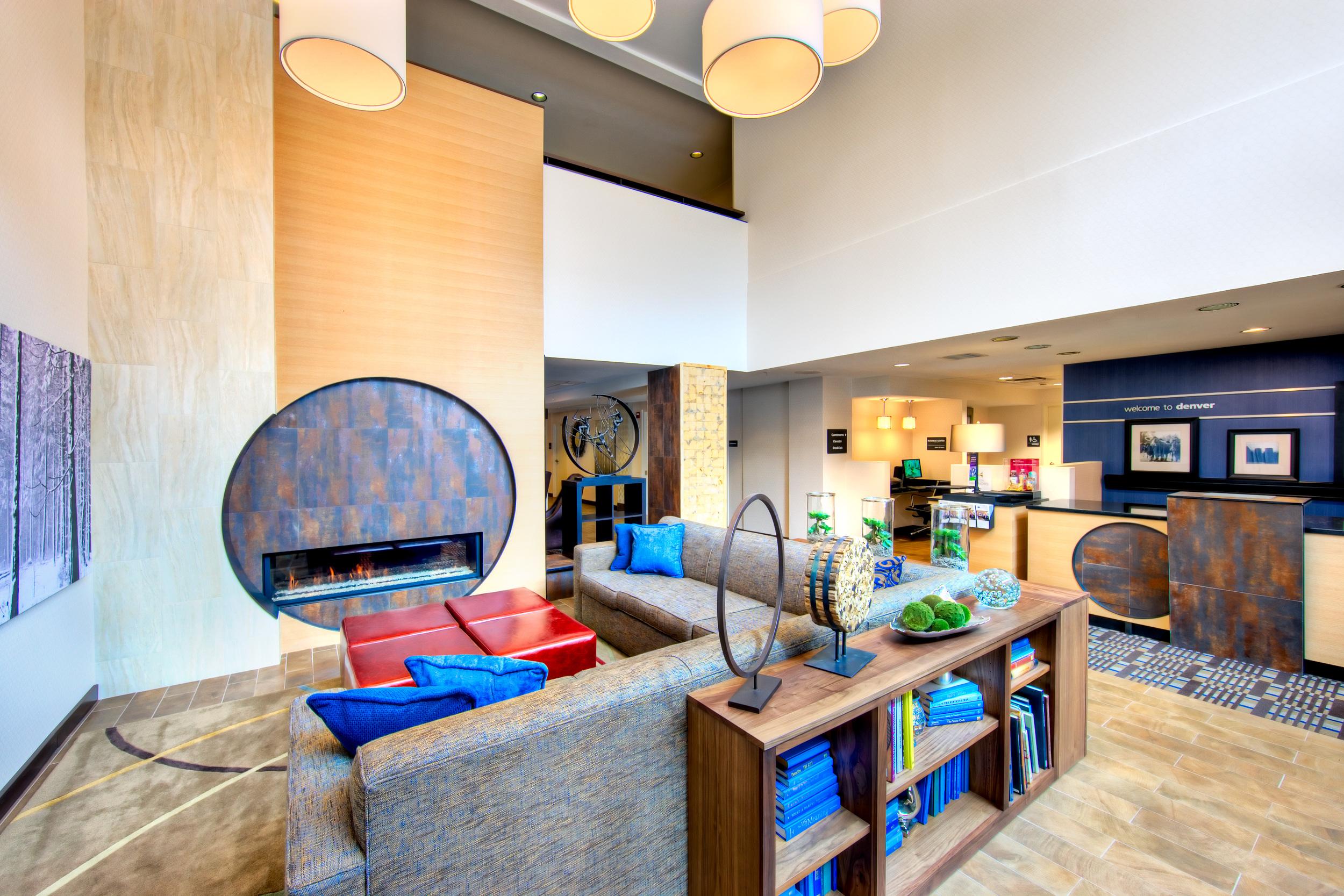 7/Hampton Inn & Suites Tech Center