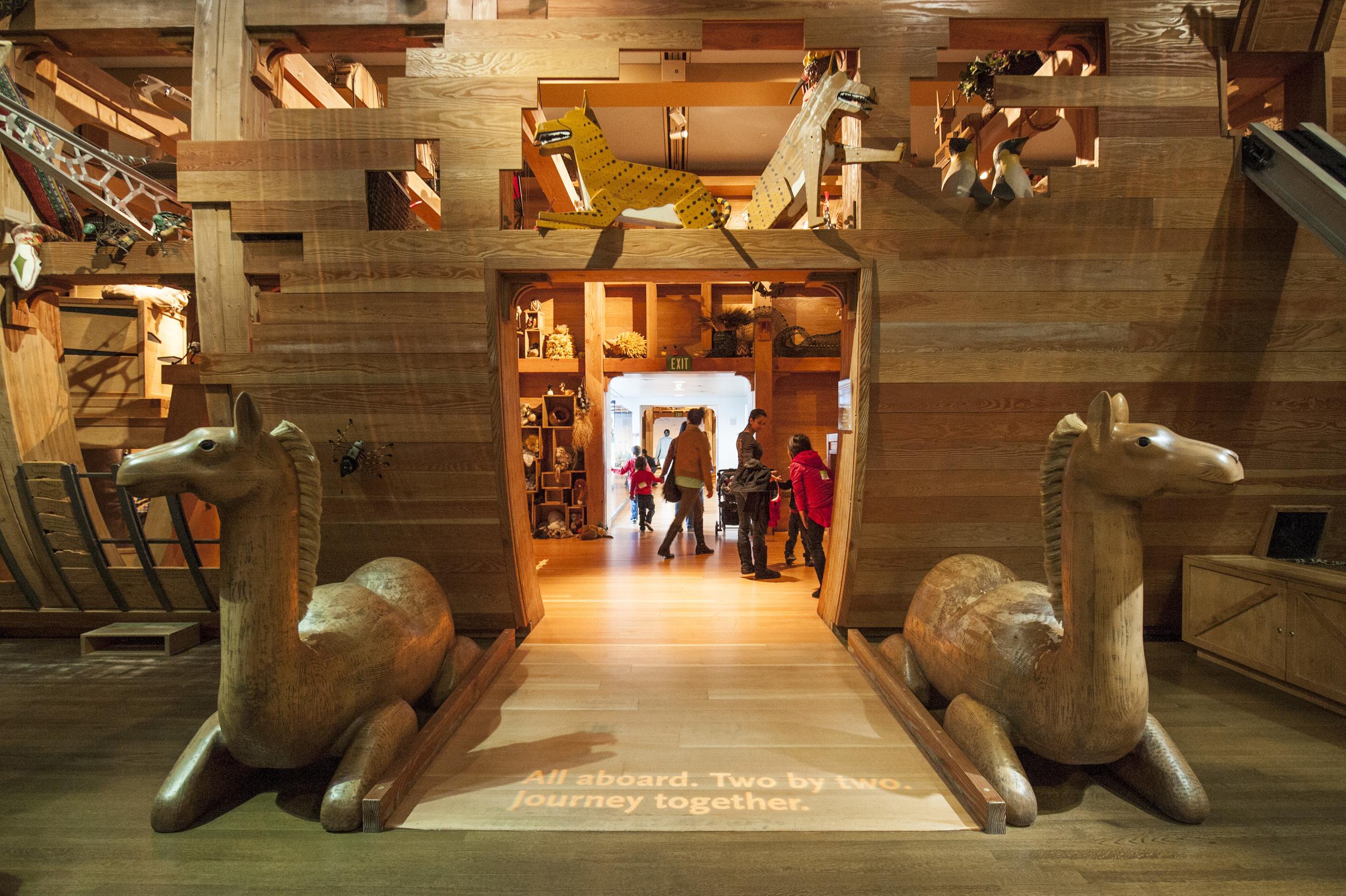 7/Noah's Ark at Skirball Cultural Center