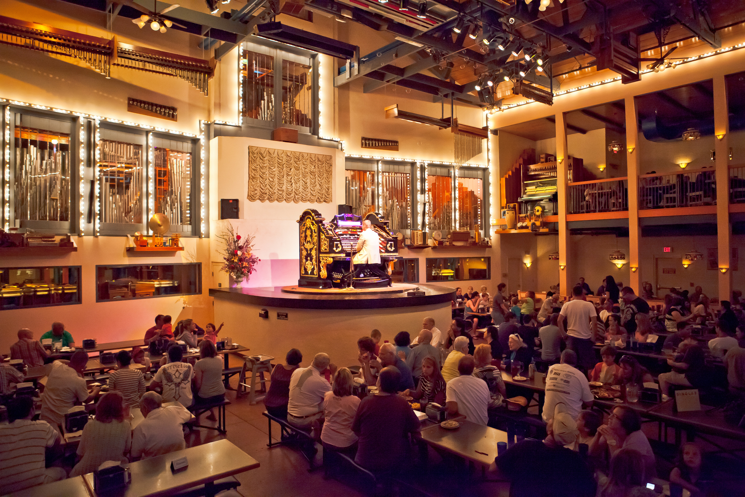 3/Organ Stop Pizza
